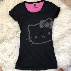 3/$22 Hello Kitty Grunge T-shirt
